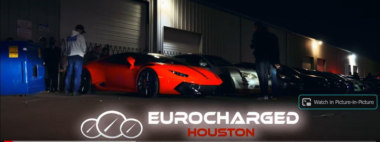 Eurocharged Mclaren